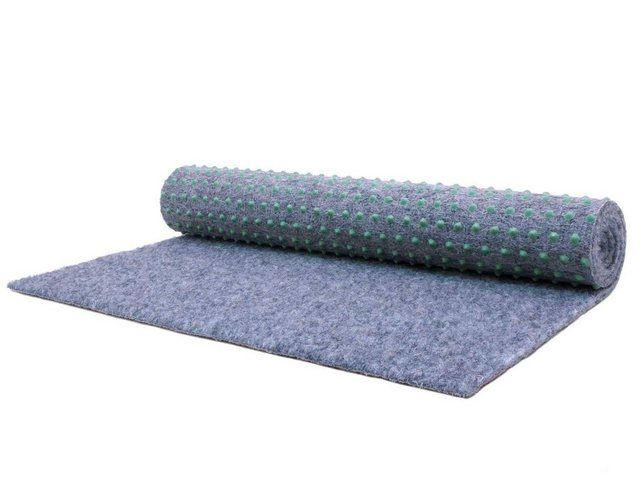 Outdoor rug »GREEN«, rectangular, height 7.5 mm, color gray-blue